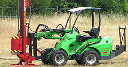 Fencing Machinery Hire